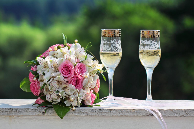 Gerbera Daisy Crazy Wedding Flower Package